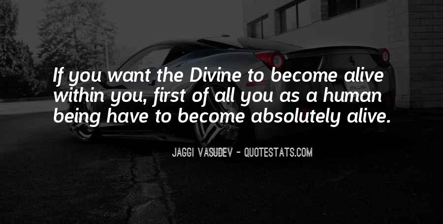 Quotes About The Divine Within #1127734