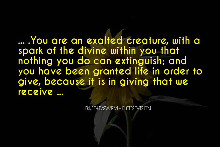 Quotes About The Divine Within #157627
