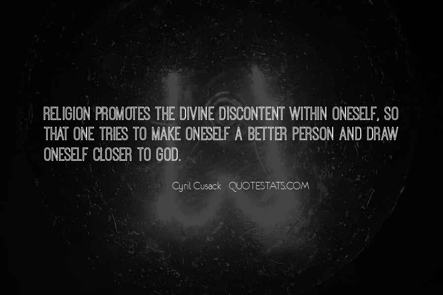 Quotes About The Divine Within #176492