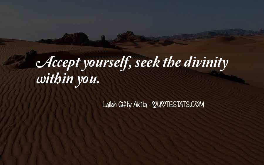Quotes About The Divine Within #565978
