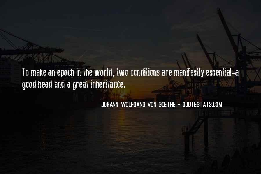Great Inheritance Quotes #1356920