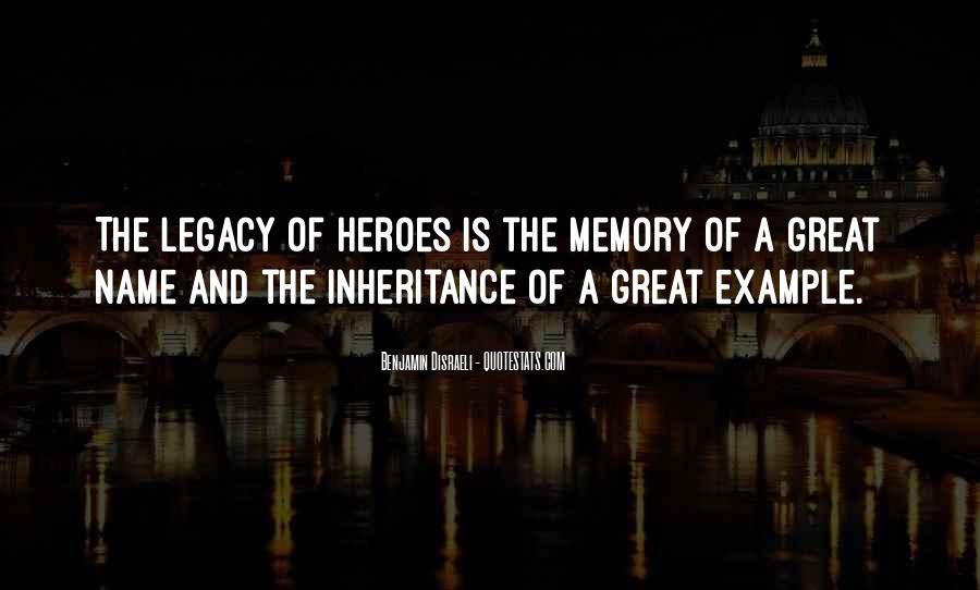 Great Inheritance Quotes #1407306