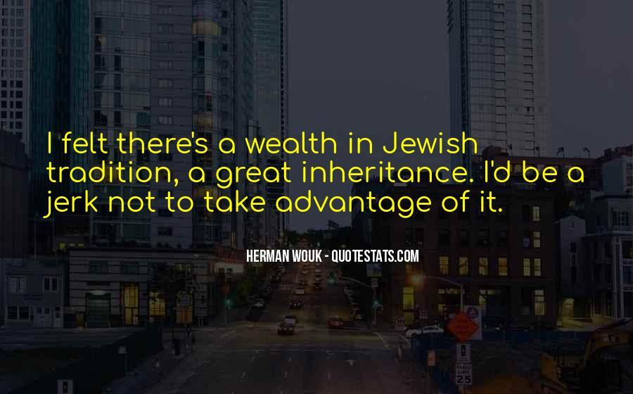 Great Inheritance Quotes #1868083