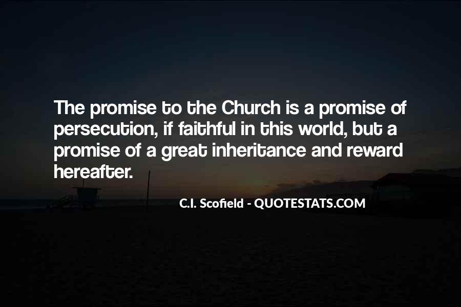 Great Inheritance Quotes #765580