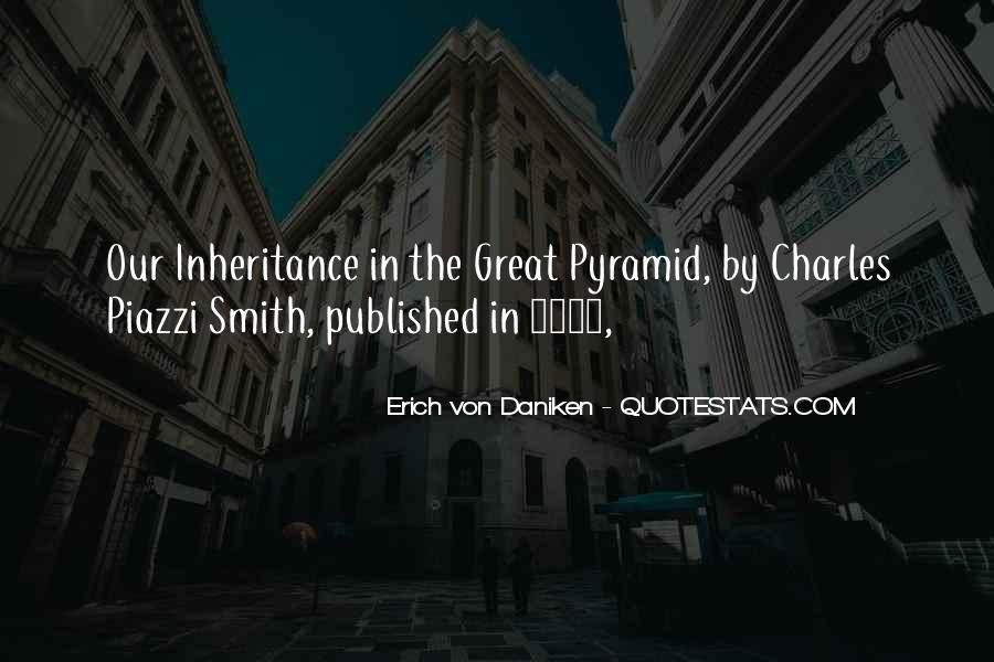 Great Inheritance Quotes #778674