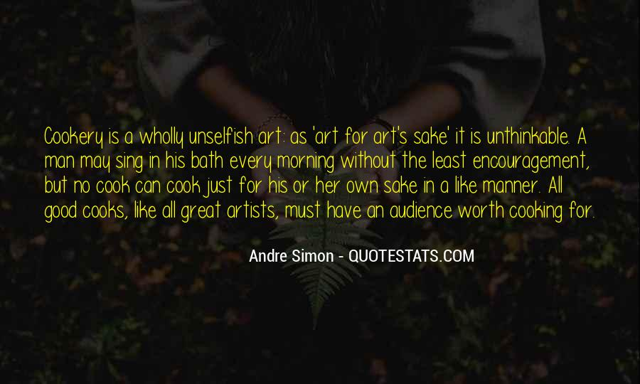 Great Man's Quotes #118802