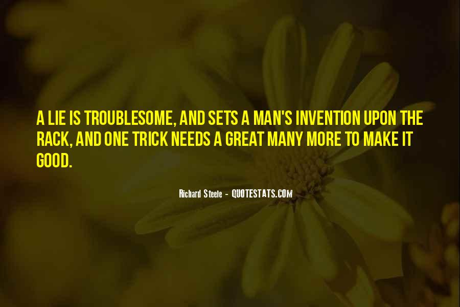 Great Man's Quotes #13604