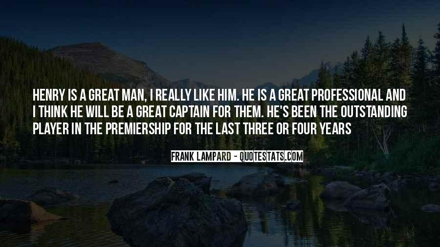 Great Man's Quotes #165861