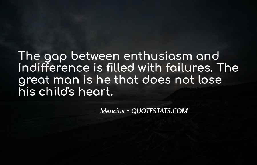 Great Man's Quotes #16815