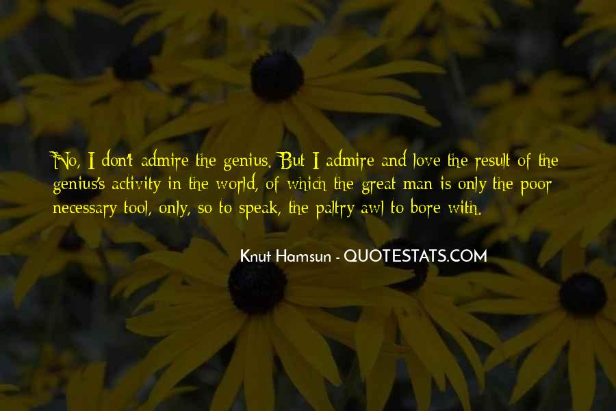 Great Man's Quotes #226146