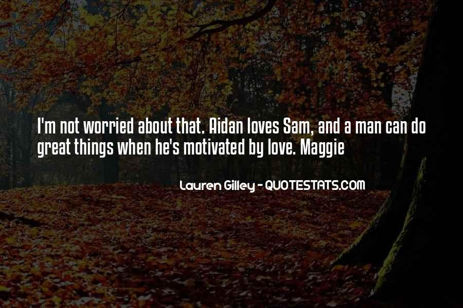 Great Man's Quotes #227143