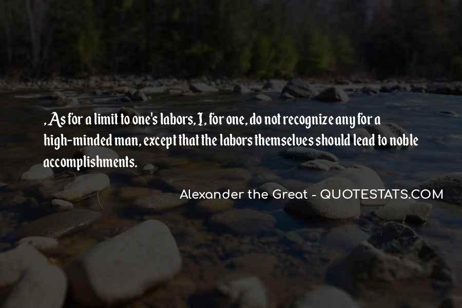 Great Man's Quotes #322165
