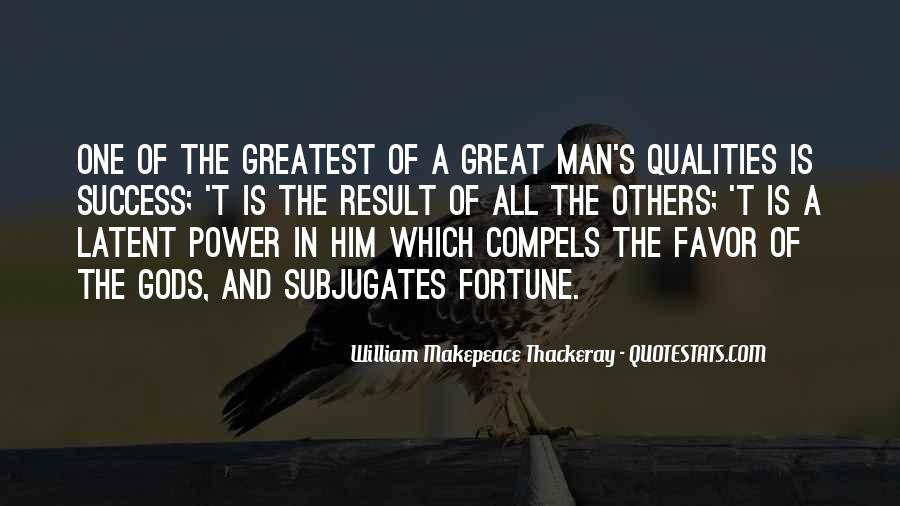 Great Man's Quotes #351193