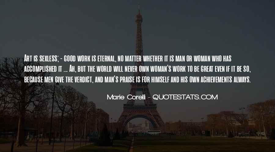 Great Man's Quotes #408519