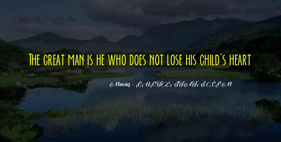 Great Man's Quotes #412368