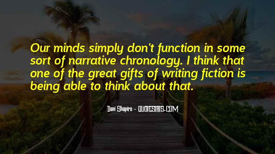 Great Minds Think Quotes #1212081
