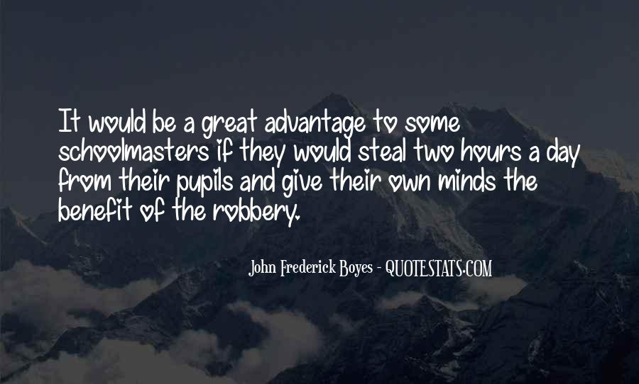 Great Minds Think Quotes #34744