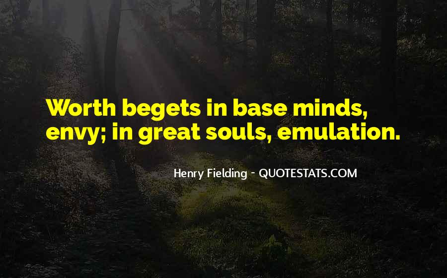 Great Minds Think Quotes #361301