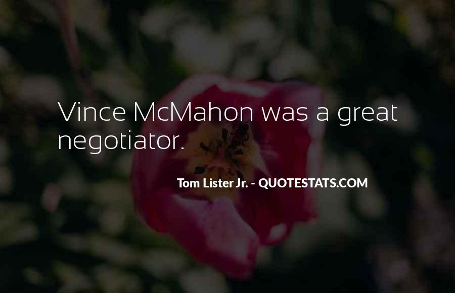 Great Negotiator Quotes #1139133