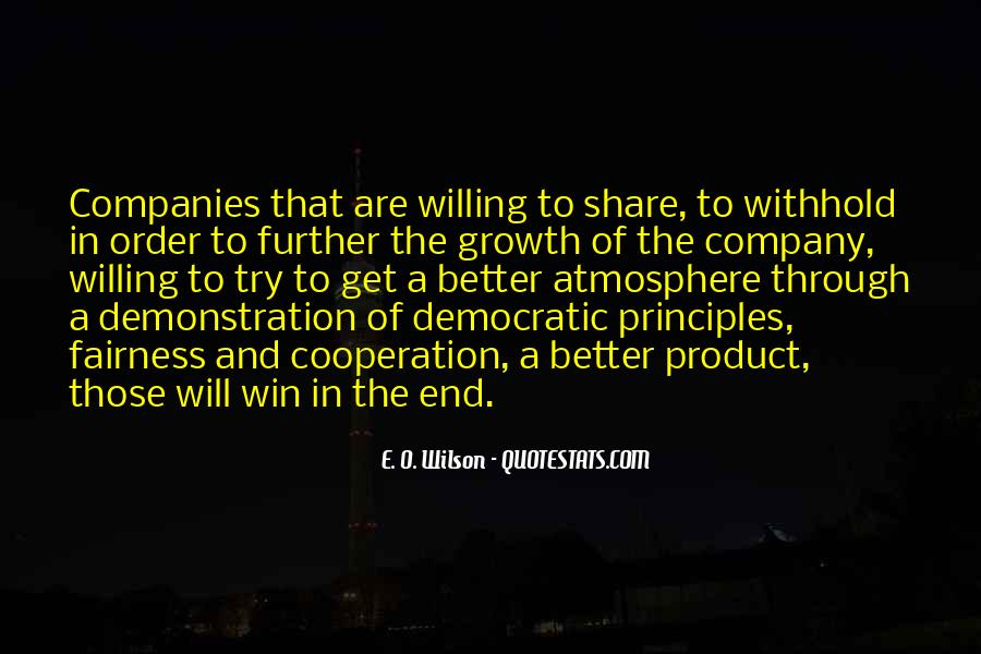 Great Negotiator Quotes #159482
