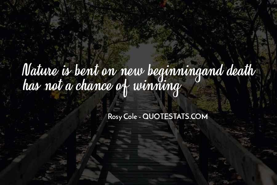 Great New Beginning Quotes #305636
