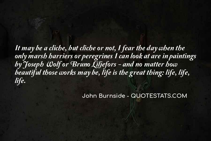 Great Non Cliche Quotes #1791878