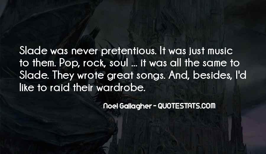 Great Pretentious Quotes #1867303