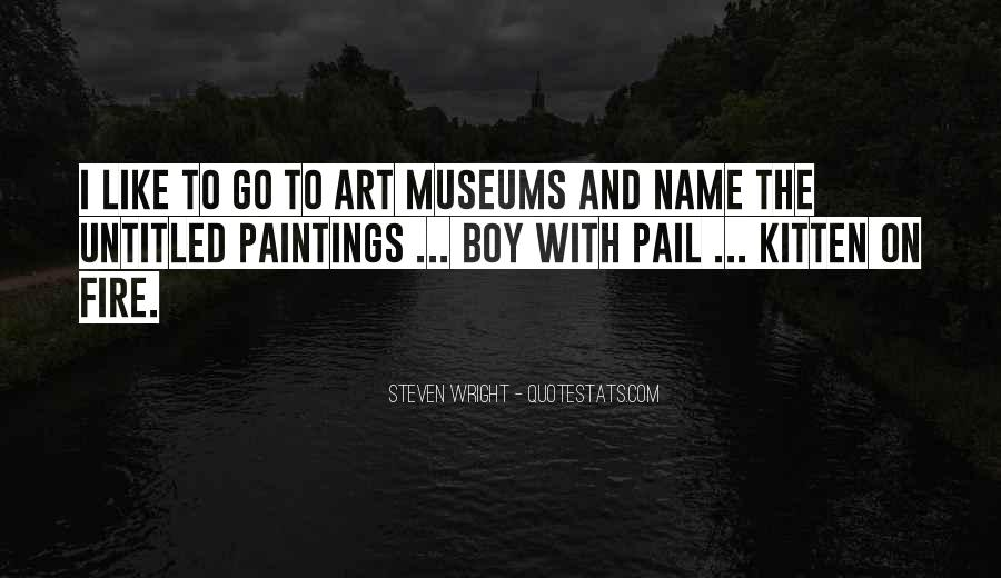 Quotes About Funny Paintings #1219873