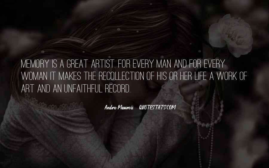 Great Recollection Quotes #1111830