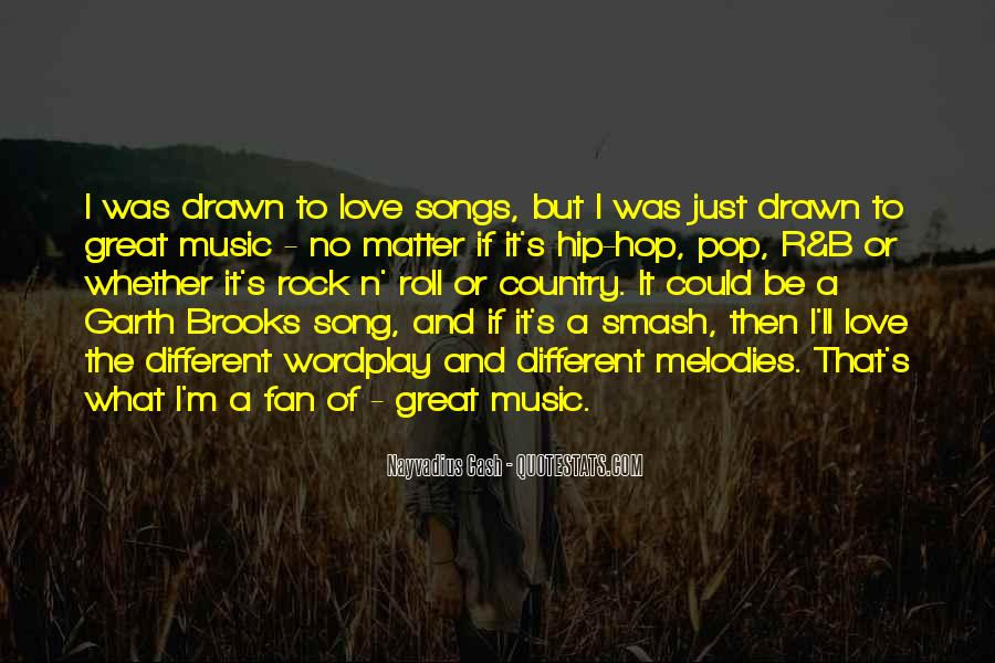 Great Rock Songs Quotes #81255