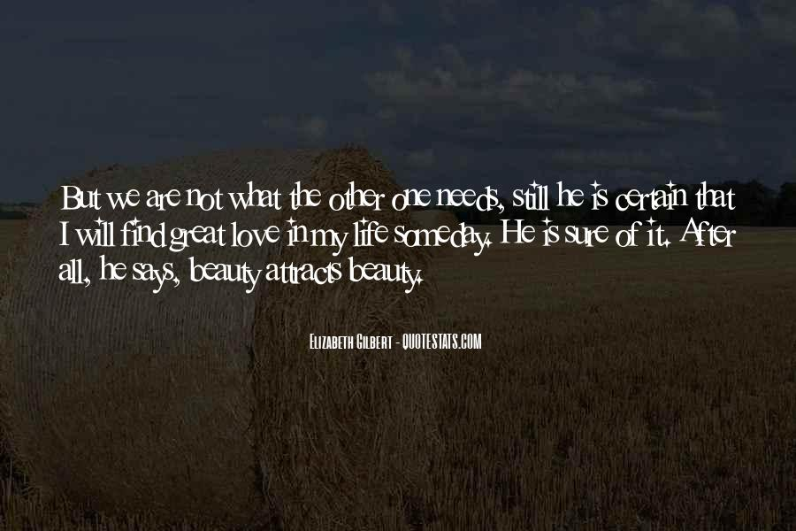 Great Says Quotes #117395