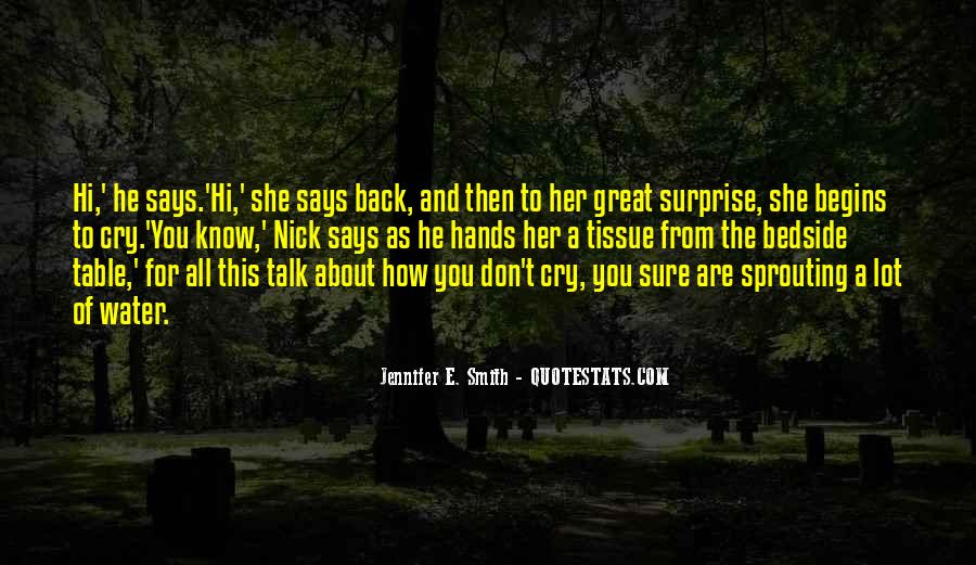 Great Says Quotes #145168