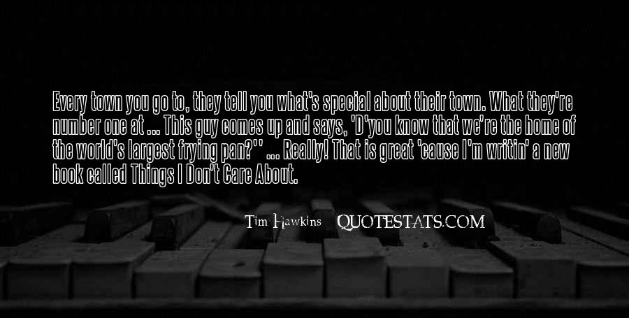 Great Says Quotes #179363