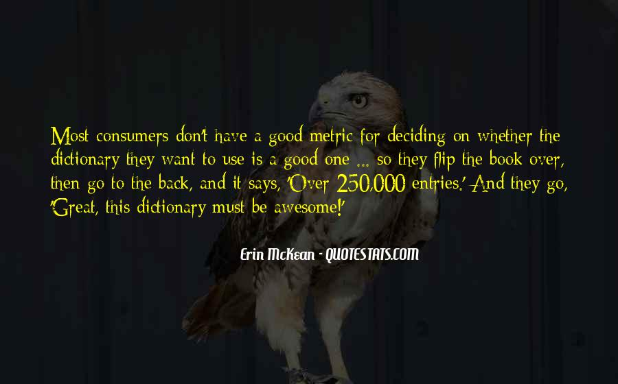 Great Says Quotes #373848
