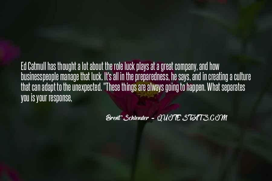 Great Says Quotes #405983