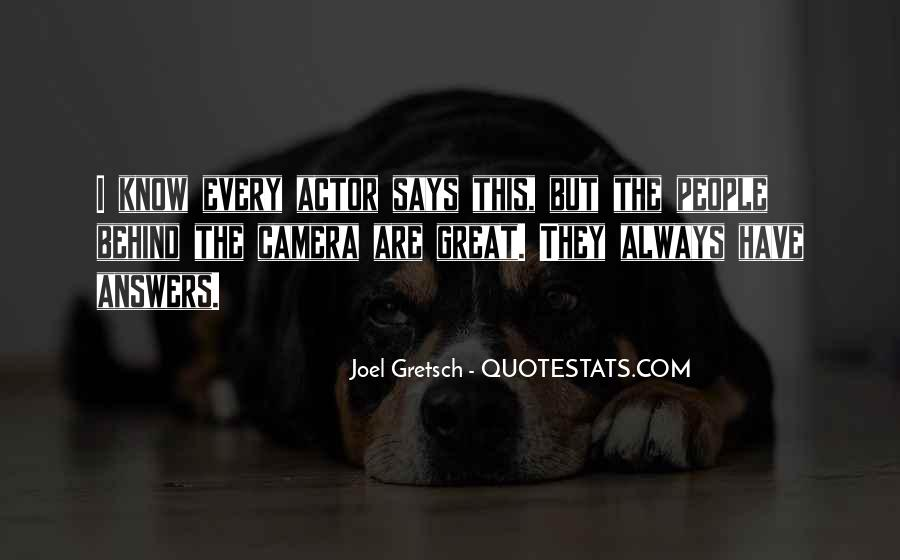 Great Says Quotes #419619