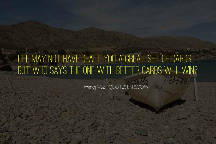 Great Says Quotes #457958