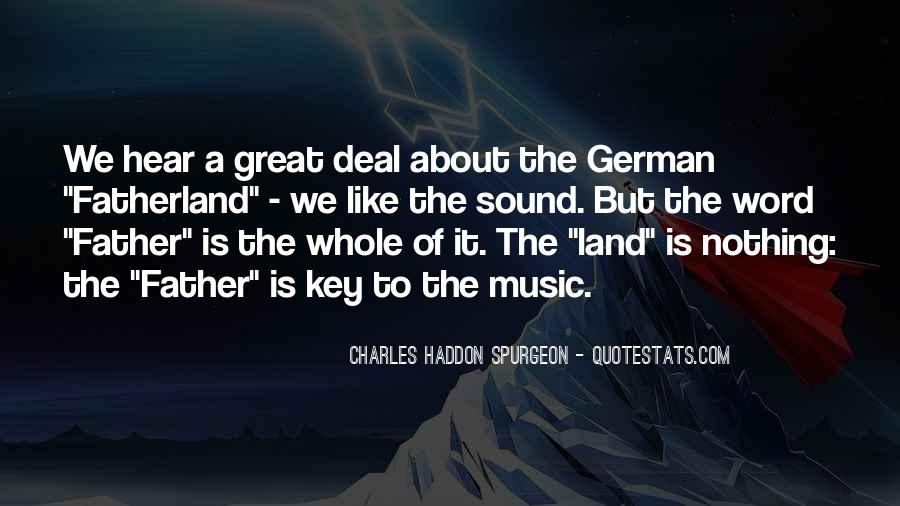 Great Sound Quotes #148919