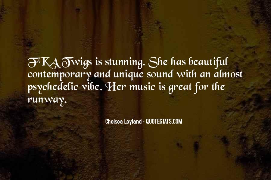Great Sound Quotes #160671