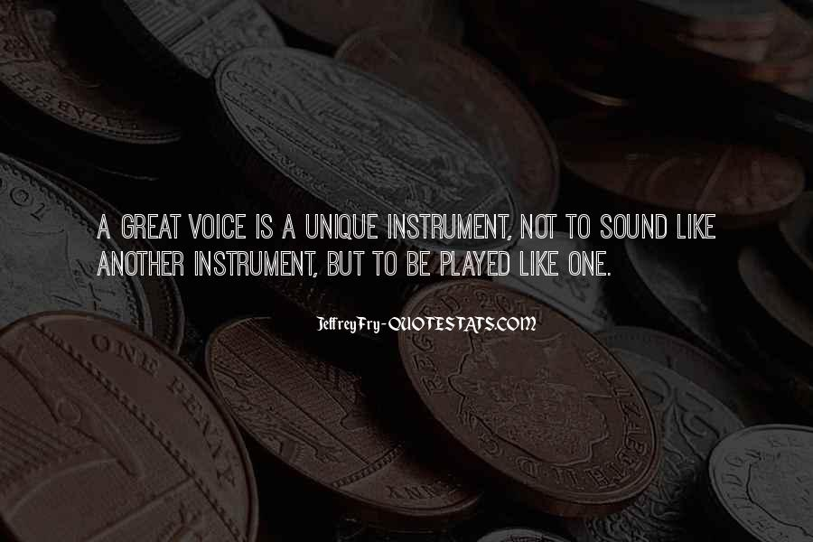 Great Sound Quotes #19005
