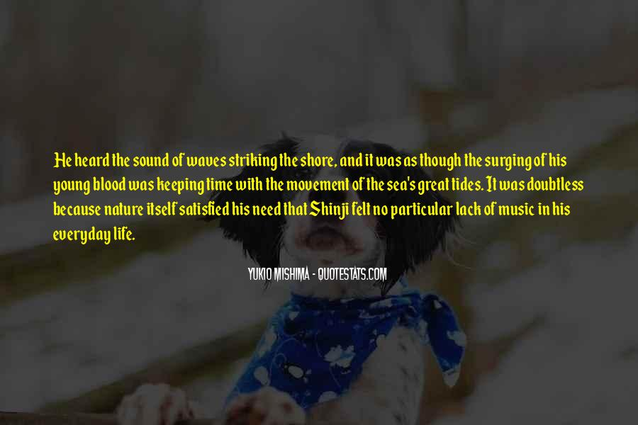 Great Sound Quotes #194720