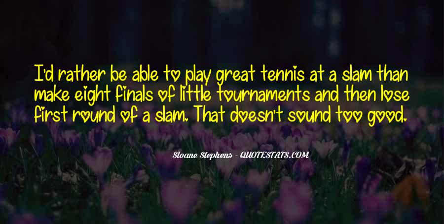 Great Sound Quotes #240634