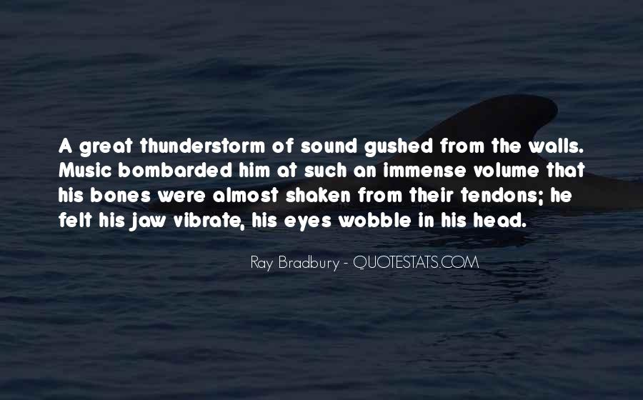 Great Sound Quotes #308017