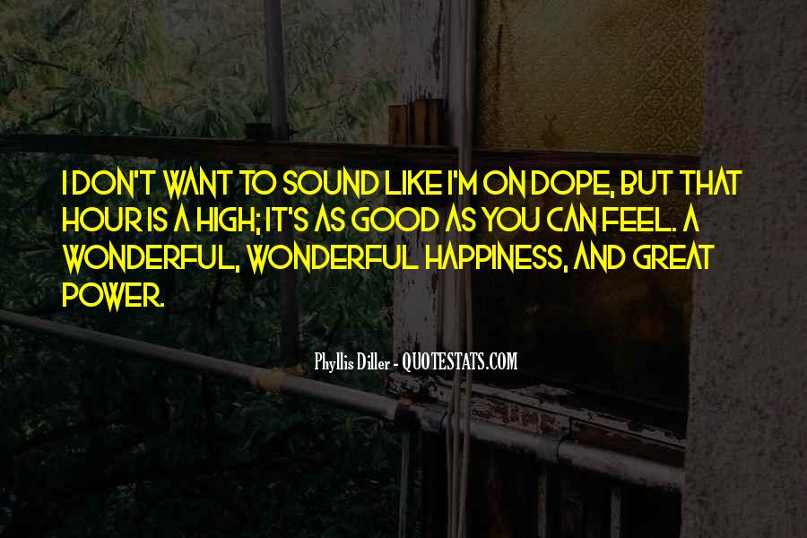 Great Sound Quotes #476622