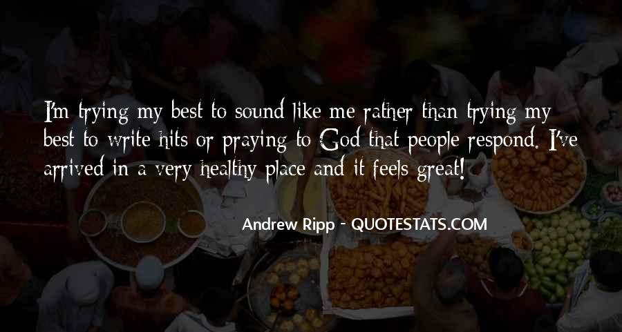 Great Sound Quotes #556295