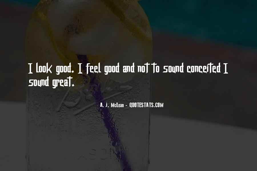 Great Sound Quotes #570329