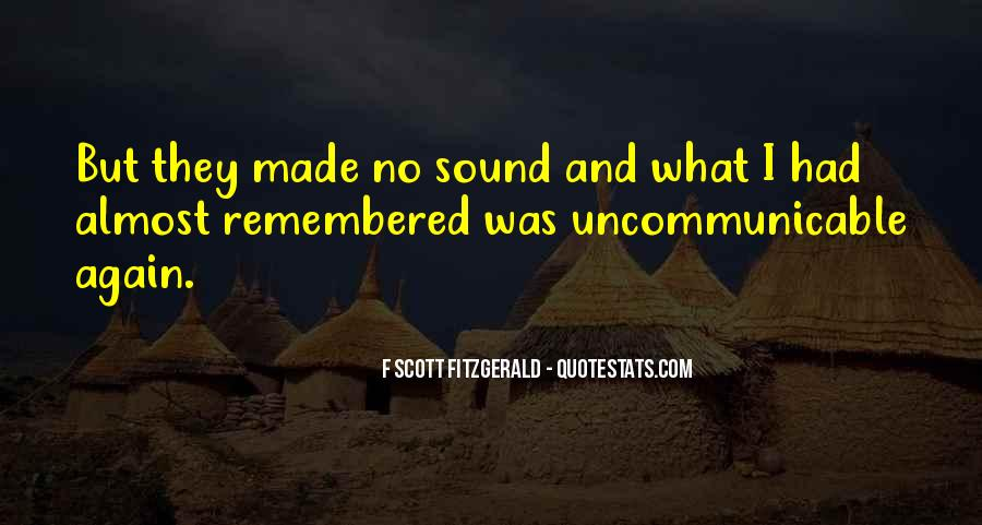 Great Sound Quotes #689650
