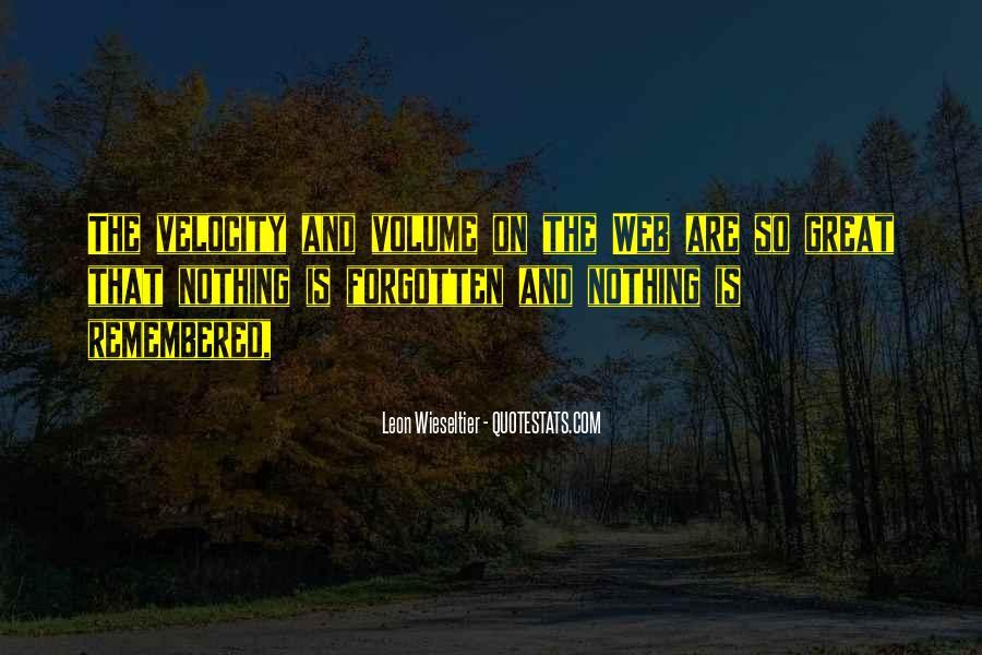 Great Velocity Quotes #1736228