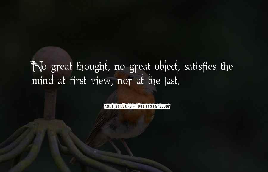 Great View Quotes #190568