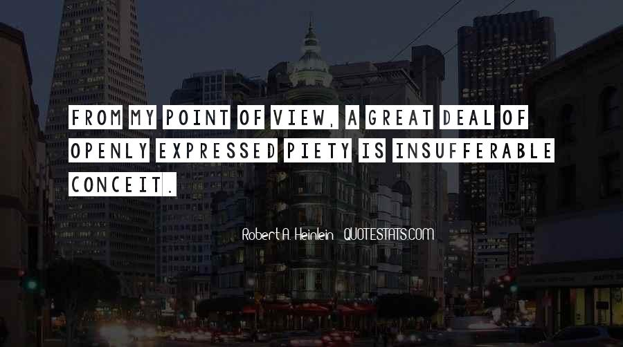 Great View Quotes #670440